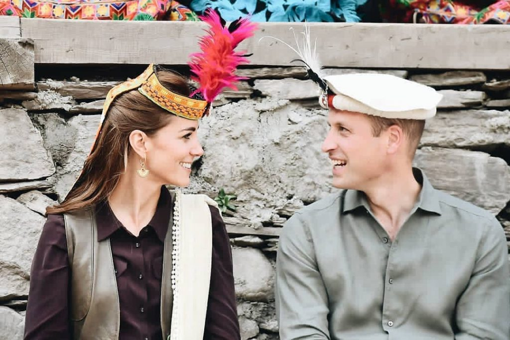 The Duke And Duchess Of Cambridge Chitral Tour Glimpses