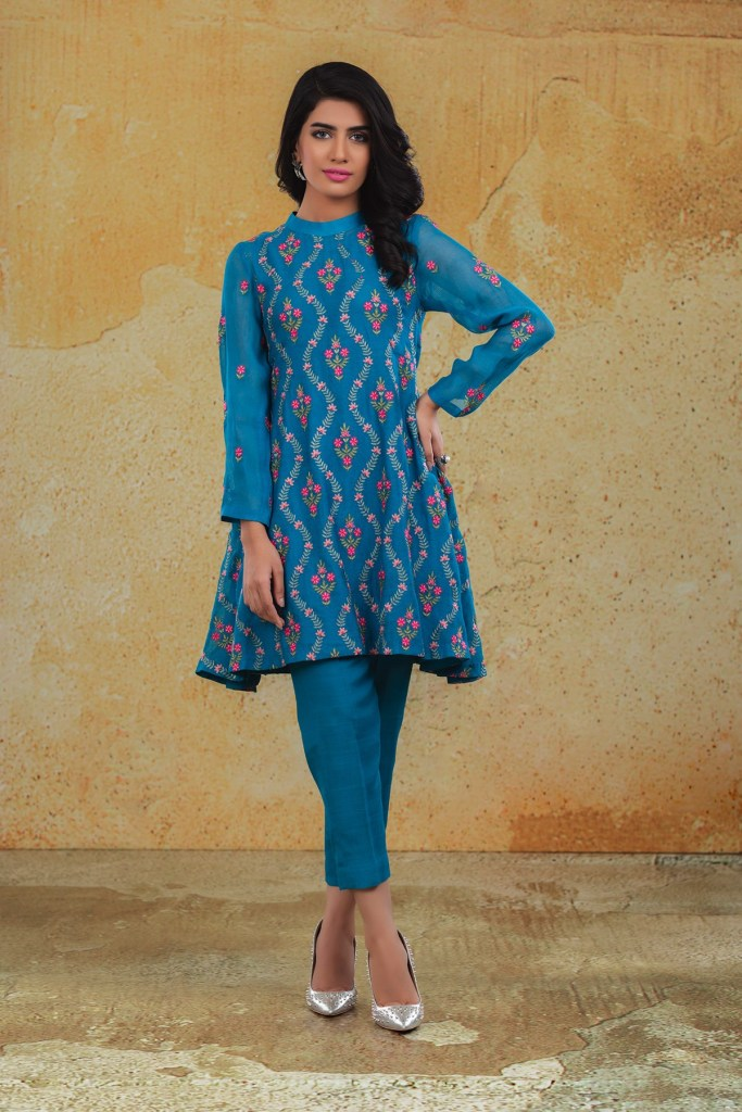 Ready to Wear | Kayseria Embroidered Shirts 2020