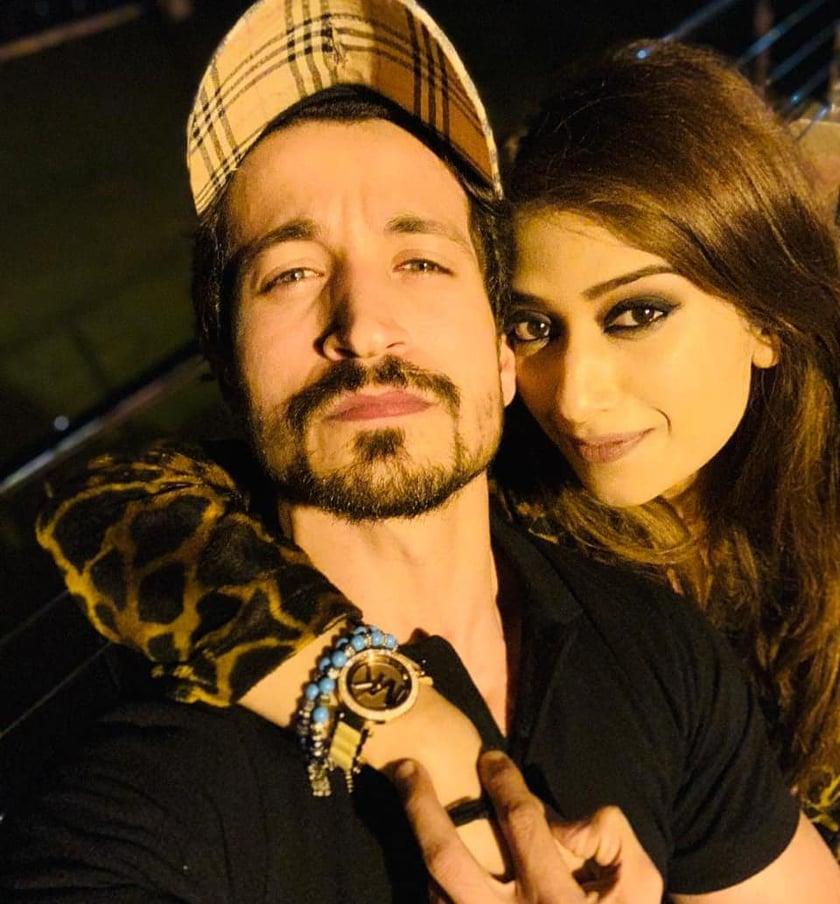 Actor Salman Faisal's Wife Neha Birthday Clicks