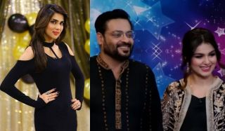 Seriously! Amir Liaquat Proposed Fiza Ali In Front Of His 2nd Wife