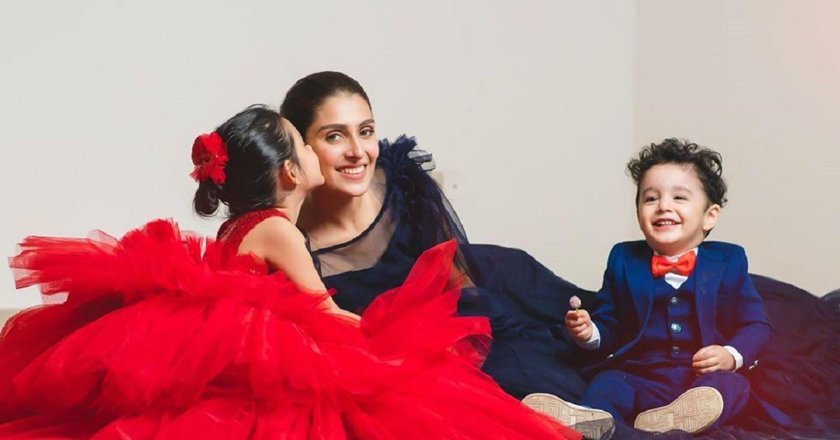 Ayeza Son Rayyan Taimoor Turns 2   Beautiful Clicks