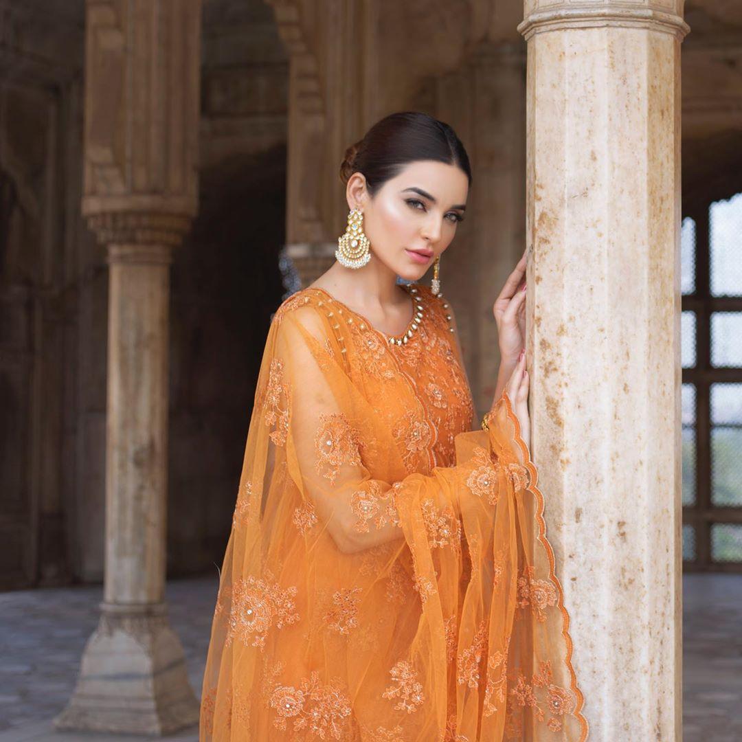 New Photoshoot of Actress Sadia Khan for Kayseria