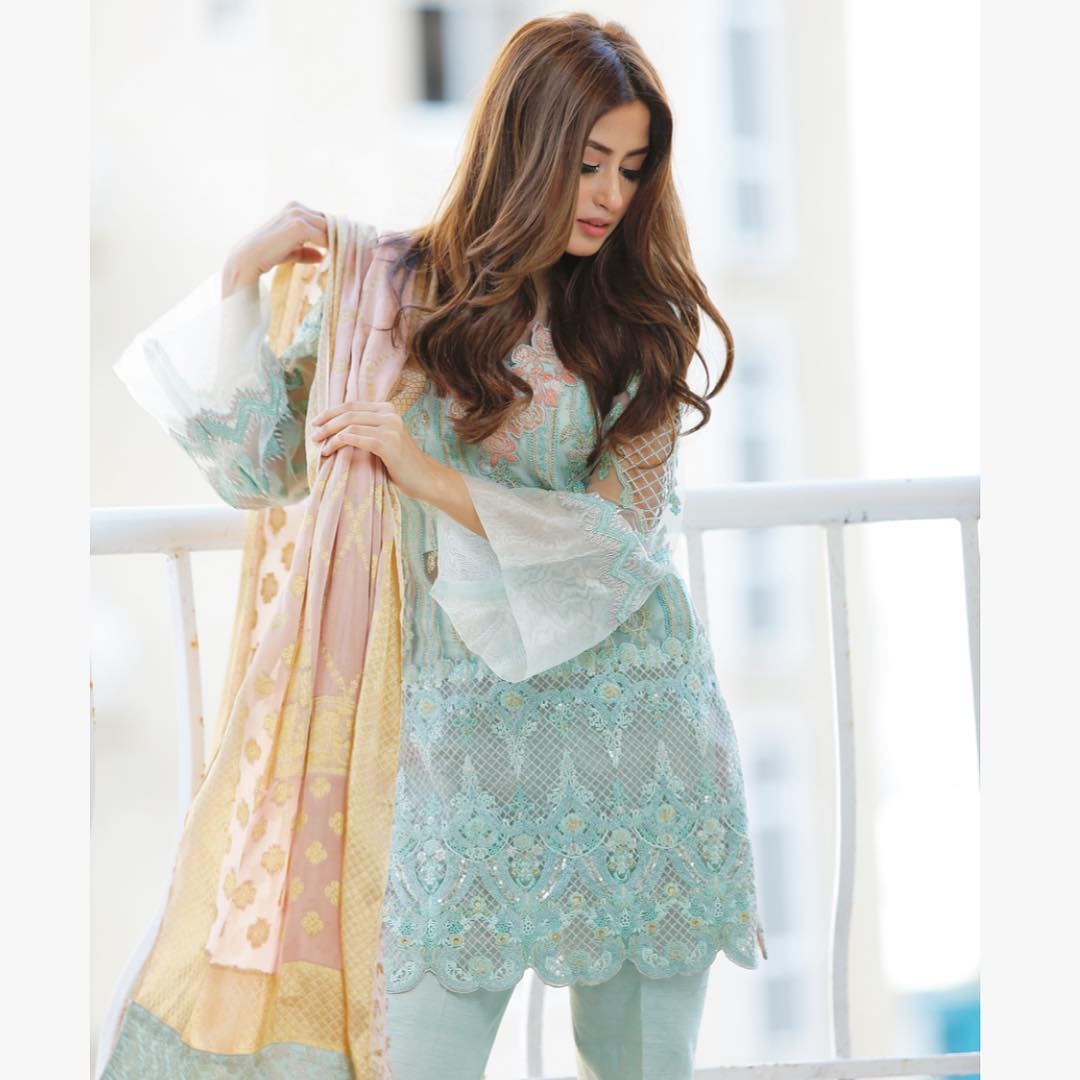 Latest Clicks of Gorgeous Actress Sajal Aly