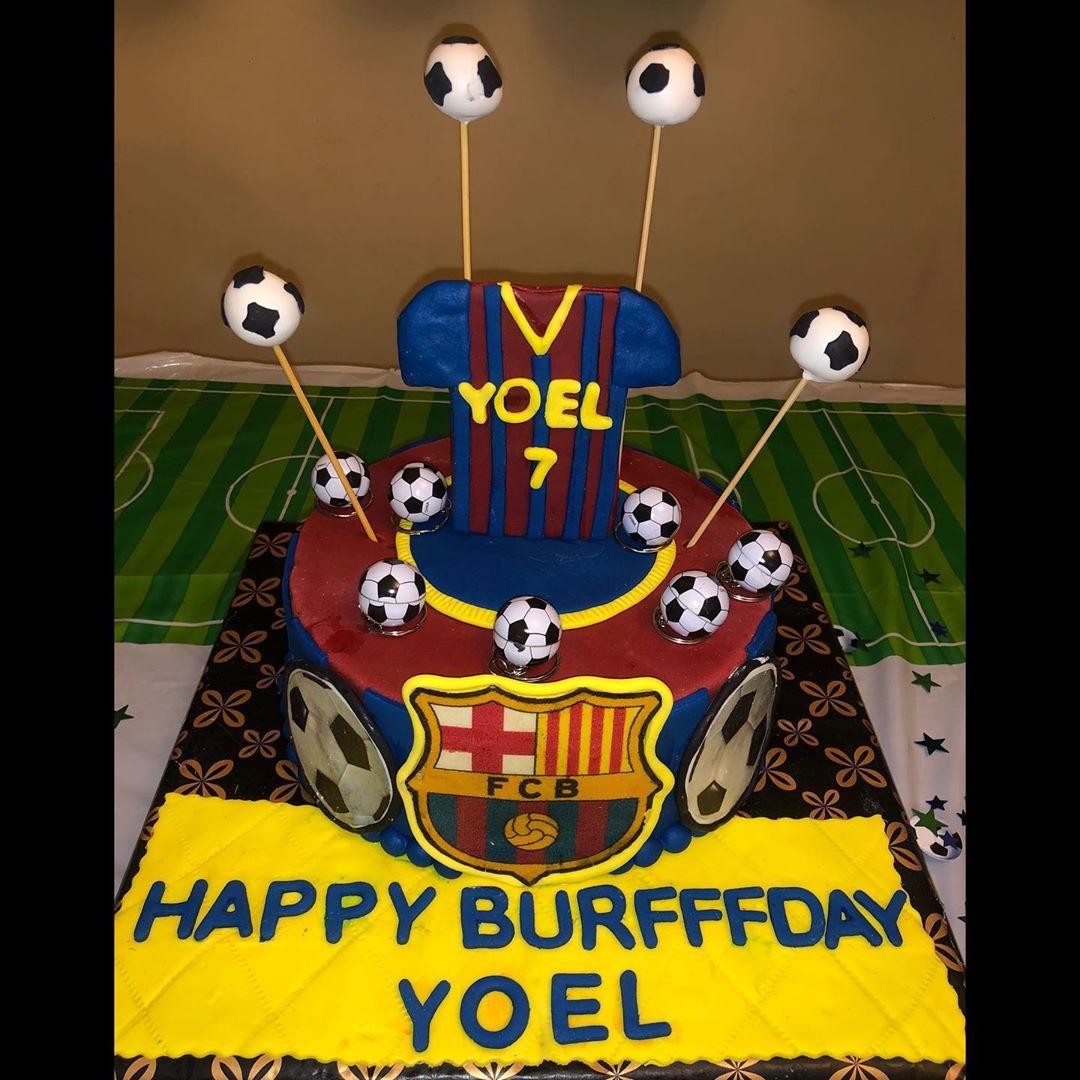Syed Jibran And Afifa Celebrates Their Son Yoel Birthday