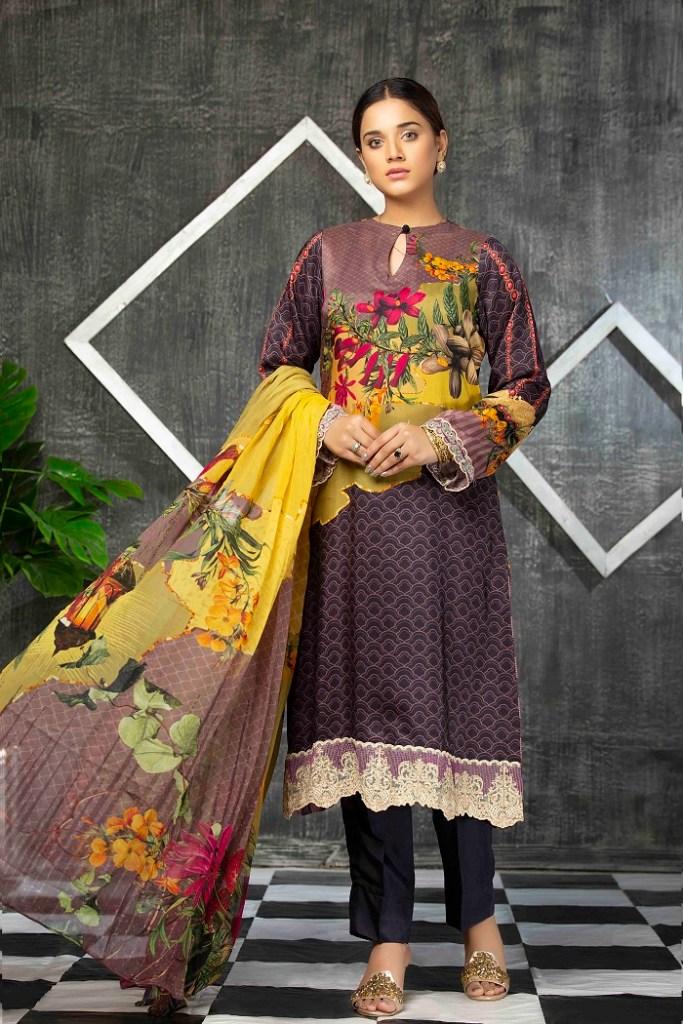 Unique Resham Ghar Winter Collection 2020