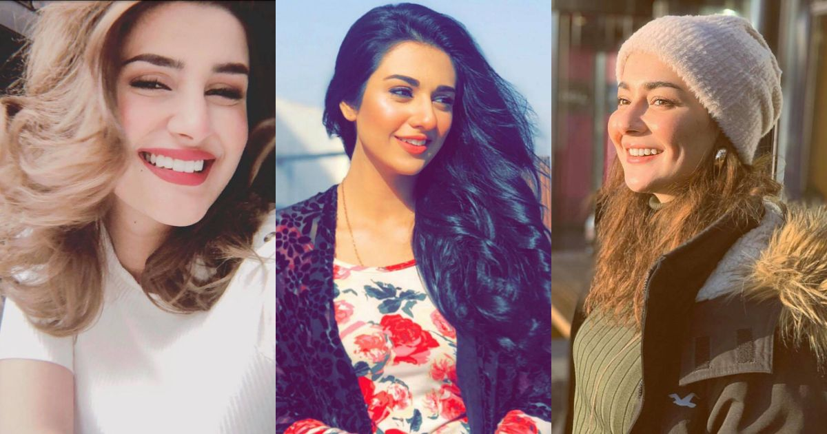 Awesome Pictures of Pakistani Actress with the Most Decent Smile