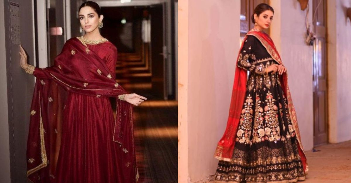 These Pakistani Celebs Are Giving Us Shaadi Looks Inspirations