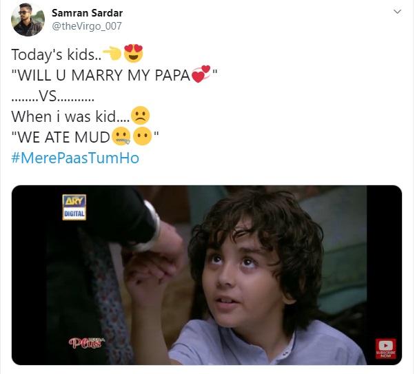 Roomi Proposal to Ms Hania in Meray Pass Tum Ho