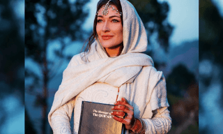 Rosie Gabrielle, Canadian Tourist who Toured Pakistan Converts to Islam