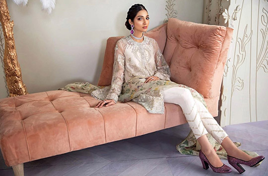 Suffuse By Sana Yasir Luxury Pret Dresses For Womens 2020