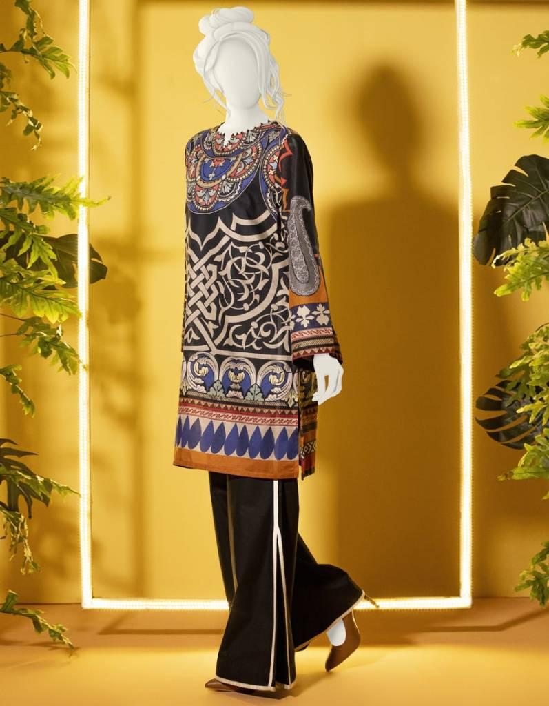 Awesome Kurti Styles  By Junaid Jamshed 2020