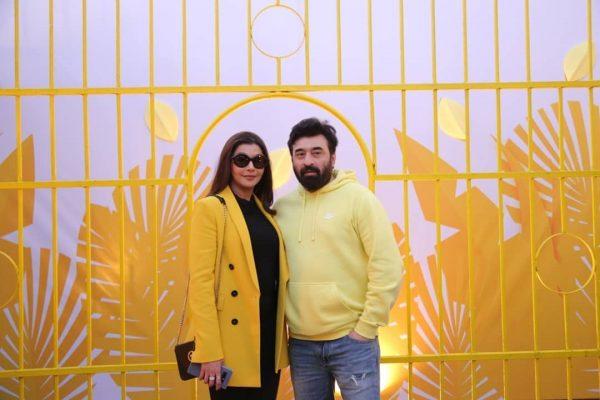 Nida Yasir and Yasir Nawaz
