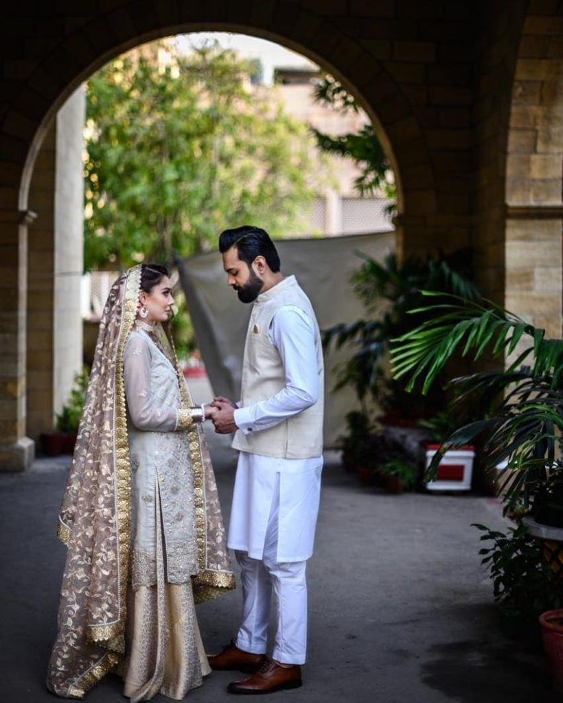 Actor Hassam Khan Gets Engaged To Sarah Mir