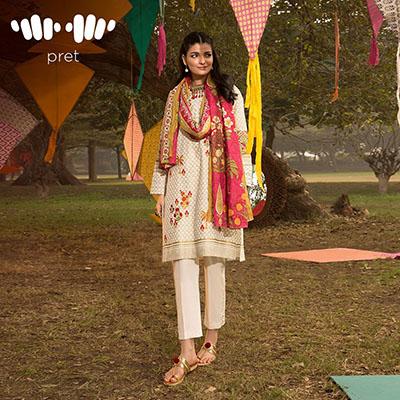 Khaadi Pret Wear 2020 - Buy Online