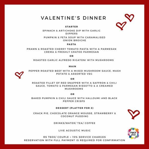 Valentine's Day Restaurant Deals In Karachi You Must Get!
