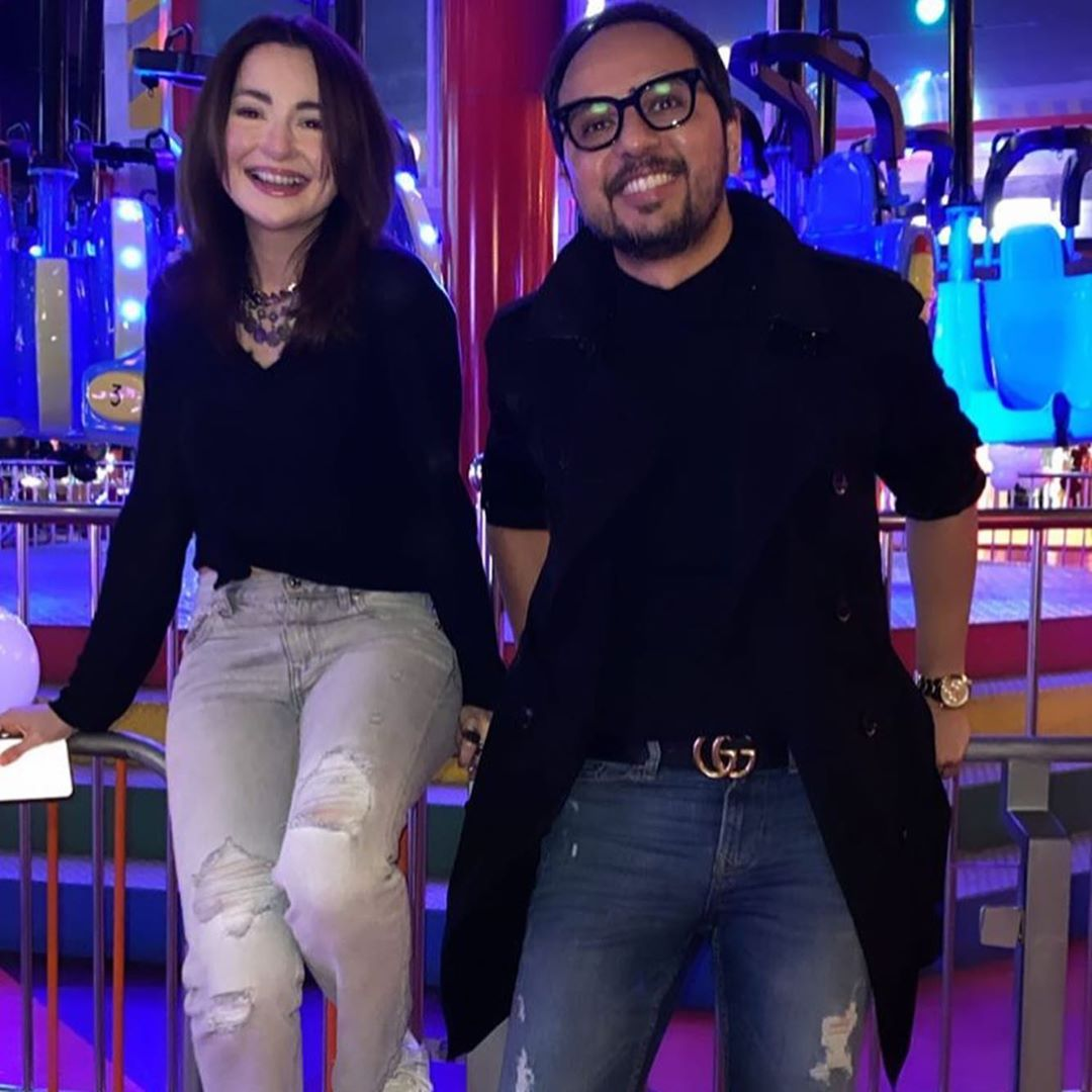 Hania Aamir Gets Surprise Birthday Party from Asim