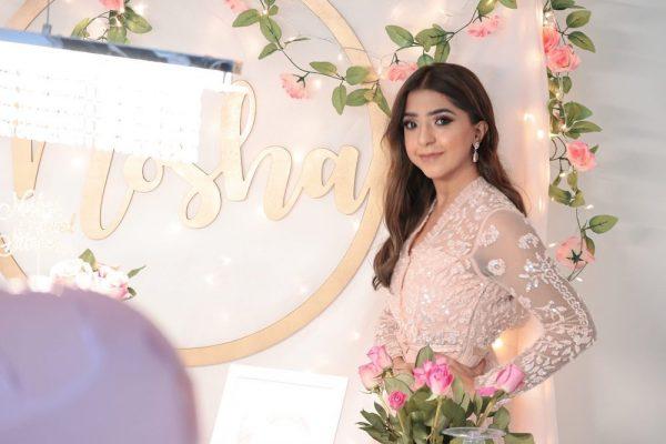 Bridal Shower Clicks of Maya Ali Sister in Law Nosha Afnan