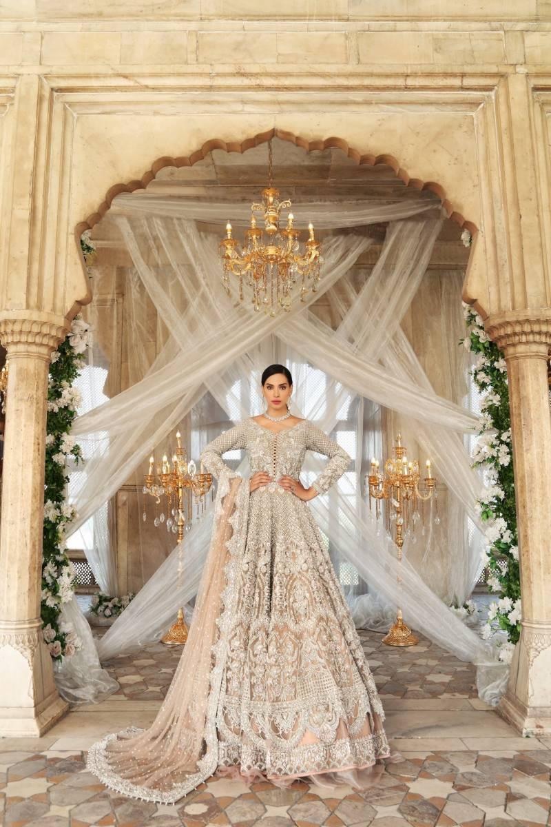Walima Bridal Dress by Erum Khan