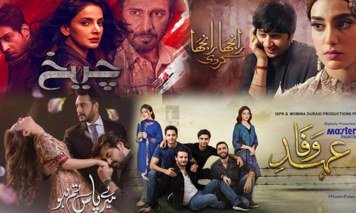 Top Ten Pakistani Dramas of 2019