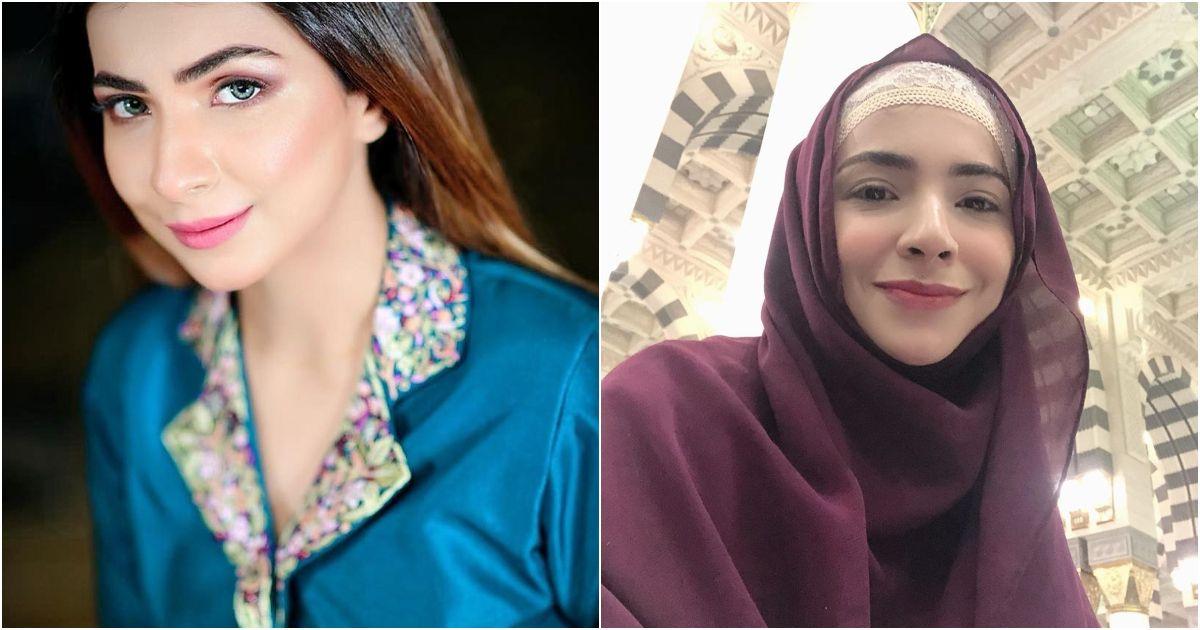 Feroze Khan Sister Dua Malik Might Leave Showbiz For Islam