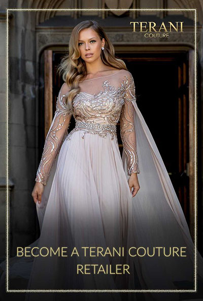 Exclusive Terani Couture Party wear