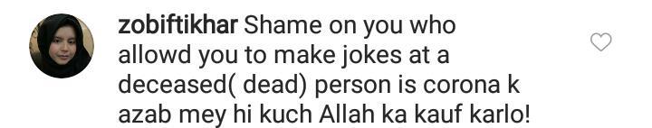 Osman Khalid Butt Criticized For Joking About Zubaida Apa 11