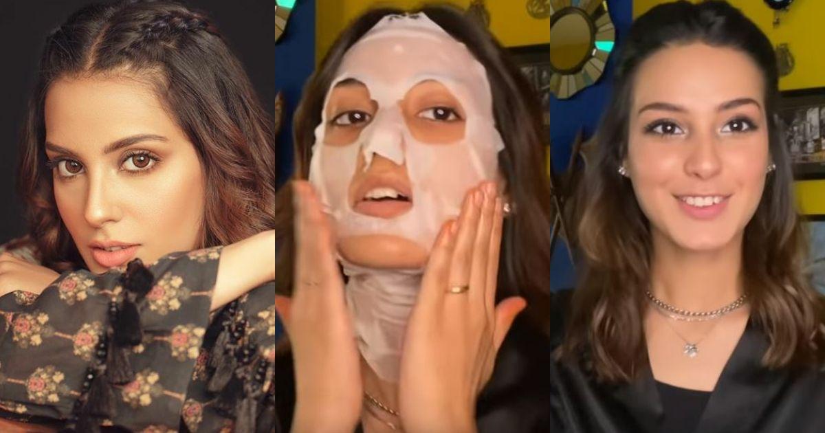 Iqra Aziz Makeup Tutorial for Smoky Eyes