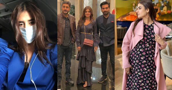 Hira Mani Latest Beautiful Pictures from Her Trip to US