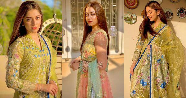Latest Beautiful Clicks of Ehd-e-Wafa Actress Alizeh Shah