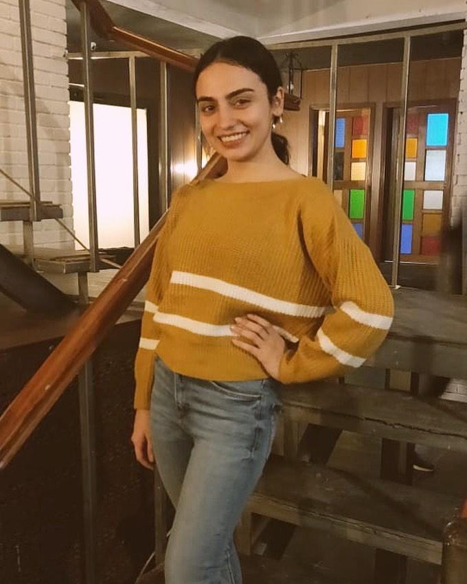 Mehar Bano Shows Her Sizzling Dance Moves 14
