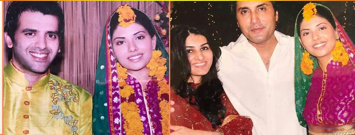 Sunita Marshal Big day   Wedding Memorable moments [Pictorial]