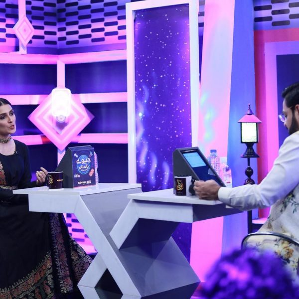 Awesome Pictures of Ayeza Khan From Jeeeway Pakistan Show
