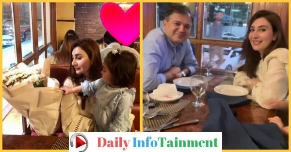 Aisha Khan Celebrates her 39th birthday – Beautiful Pictures