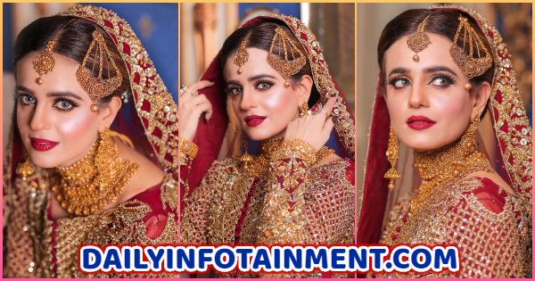 Sumbul Iqbal Flaunts Elegance in Stunning outfits for Almay's Beauty Studio