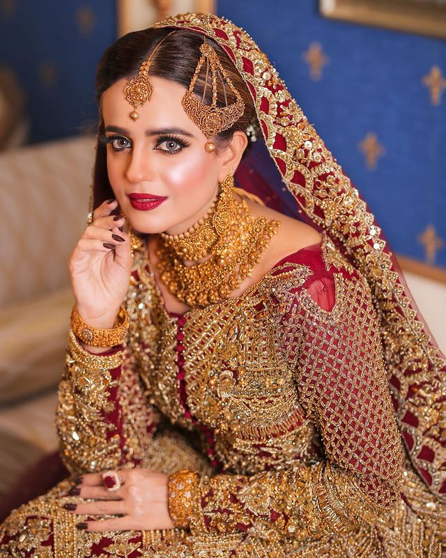 Sumbul Iqbal Flaunts Elegance in Stunning outfits