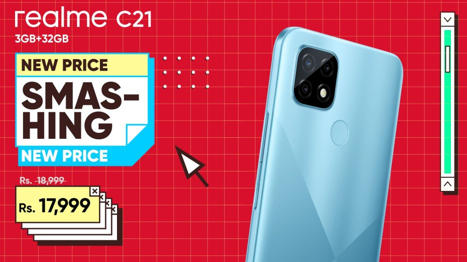 realme C21 Now Available at a Price You Will Surely Love PKR 17,999