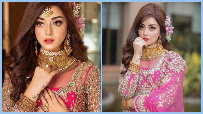 Alizeh Shah storybook Princes looks from Recent shoot