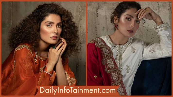 Ayeza Khan Gorgeous looks in Curly Hairs for SFK bridal shoot