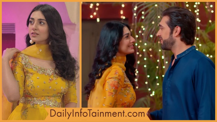 Sarah Khan steals the show in drama Laapata last episode