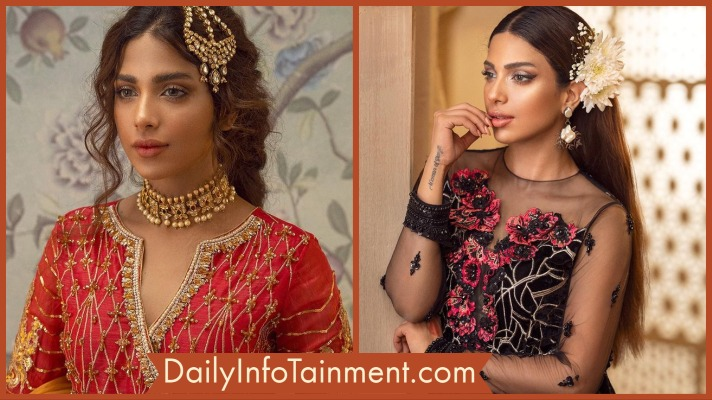 Sonya Hussyn radiates Ethereal Beauty in Asifa Nabeel Wedding campaign
