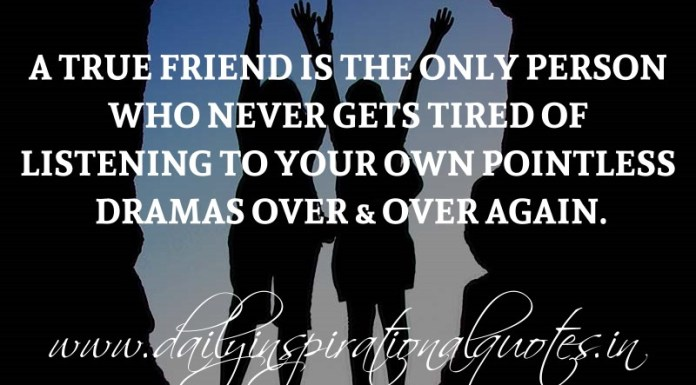 Friendship Quotes Archives Daily Inspirational Quotes Unique Anonymous Quotes About Friendship