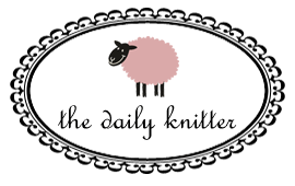 Free Knitting Pattern of the Day from The Daily Knitter