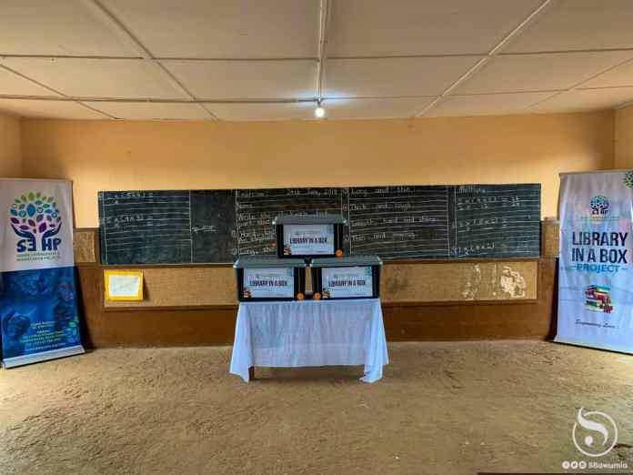 Samira Bawumia donates books to three schools in the Greater Accra Region 2