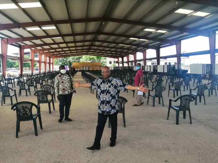 Covid-19: Let's prove we're ready – Rev Obeng urges churches 2