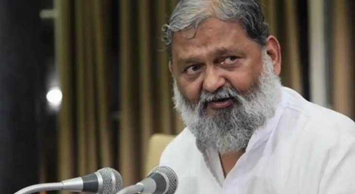 Haryana minister suspends two officials for irregularities