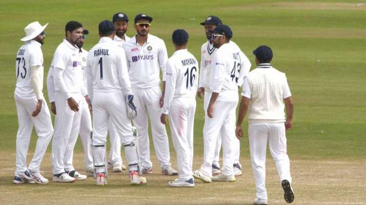 Practice Match: Umesh Yadav leads good bowling show as India bowl out County XI for 220 despite Hameed ton