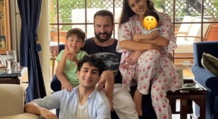 Sara Ali Khan treats fans on Eid, shares FIRST pic with brother Jeh