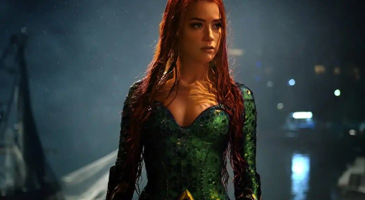 'Aquaman 2' producer opens about not removing Amber Heard from film