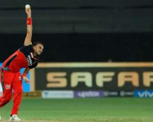 IPL 2021 RCB vs MI - Harshal Patel masterclass: Was on hat-trick for sixth time and finally got one