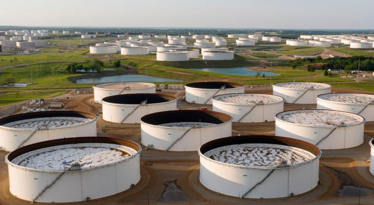 Oil prices climb as EIA reports a 7th straight weekly decline in U.S. crude inventories